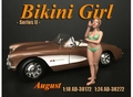 Bikini Girl Augustus - August 1/18