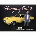 Hanging out 2 Beto 1/18