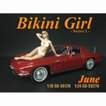 Bikini Girl Juni  -  June 1/24