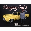 Hanging out Frank 1/24