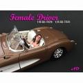 Female driver 1/24