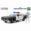 Dodge Monaco 1977  The Terminator + figuur - Figure 1/18