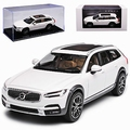 Volvo  V90 Cross Country Wit  White 2018 1/43