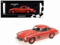 Mercedes Benz 300 SL ( W198) 1955 Rood Red 1/18