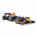 Infiniti Red Bull racing F1  showcar 2013 M,Webber Formule 1 1/18