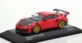 Porsche 911 GT2RS Rood / zwart  1/43