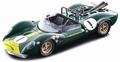 Lotus 40 # 1 Jim Clark Riverside GP 1965 1/18