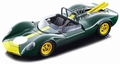 Lotus 40 Press version 1965 groen / geel 1/18