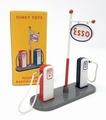 Benzien pompen Esso Poste de Ravitaillement 1/43