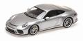 Porsche 911 GT3 Touring Zilver  Silver 1/43