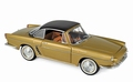 Renault Floride 1959 Bahamas Yellow Metallic 1/18