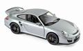 Porsche 911 GT2 Zilver Silver 2007 1/18