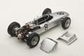 Porsche 804 formule 1 Nurenburgring 1962 Jo Bonnier 1/18