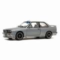 BMW E30Sport EVO Zwart / Black 1990  1/18