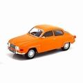 Saab 96 V4 Oranje / Orange 1970 1/24