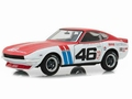 Datsun 240Z Bre 1970 # 46 Rood/wit - Red / White 1/24