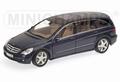 Mercedes Benz R class 2005 Bluaw Blue 1/18