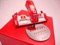 Ferrari neus nose F2003-GA Formule 1 F1 front wing vleugel 1/12