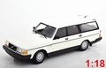 Volvo 240 GL Break 1986 Wit -  White 1/18