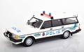 Volvo 240 GL Break Politie - Polis Sweden 1986 1/18
