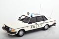 Volvo 240 GL Politie - Politi Danmark 1986 1/18