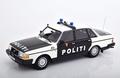 Volvo 240 GL Politie - Politi Norway 2 - 1986 1/18