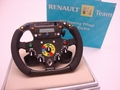 Formile 1 stuur steering wheel replica F1 Renault team R26