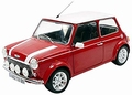 Mini Cooper 1,3i  sport pack - Rood - Nightfire red 1997 1/18