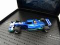 Sauber petronas  C212002 F,Massa - N,Heidfeld 2002 Red Bull 1/43
