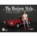 The Western style I  1/18