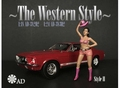 The Western style II 1/18