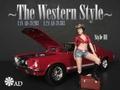 The Western style III 1/18