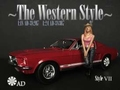 The Western style VII 1/18