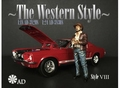 The Western style VIII 1/18