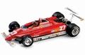 Ferrari 125CC USA 1982 G,Villeneuve # 27 Formule 1 F1 1/43