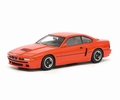 BMW  M8 Rood - Red 1/18
