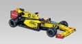 Renaulr F1 team R30 ELF TOTAL DIAC 2010 Formule 1 F1 1/43