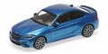 BMW M2 Competition 2019 blauw - blue 1/43