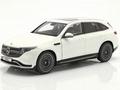 Mercedes Benz EQS N293 Wit - White 1/18