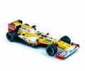 Renault F1 team ING TOTAL Formule 1  F1 1/43