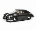 Porsche 356 Gmund Coupe Zwart - Black 1/18