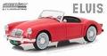 MG A 1600 Roadster MK1 Elvis  1959 1/18