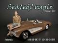 Seated Couple III (A) 1/18