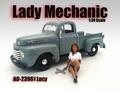 Lady mechanic Lucy 1/24