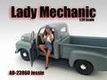 Lady mechanic Jessie 1/24