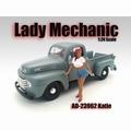 Lady mechanic Katie 1/24