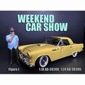 Weekend car show I 1/24