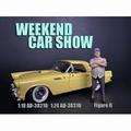 Weekend car show II 1/24