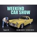 Weekend car show VI 1/24
