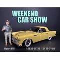Weekend car show VIII 1/24
